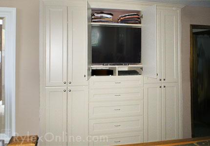 Bedroom Wardrobe   Orange County   Rylex Custom Cabinetry & Closets
