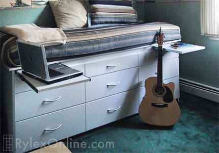 Captain S Bed Small Apartment Storage Warwick Ny Rylex