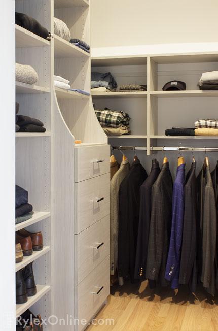 Compact Closet Efficient Organization Bronxville Ny