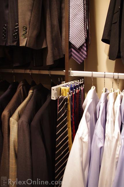 Men S Walk In Closet Warwick Ny Rylex Custom