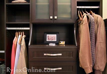 ... Closet Cabinet Clothes Hooks ...