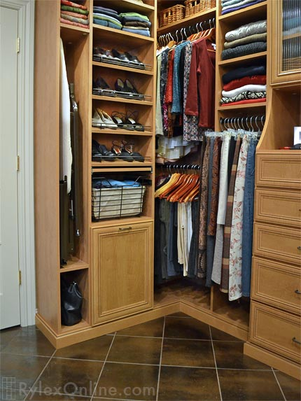 Swivel ironing board orange county ny rylex custom for Iron closet storage