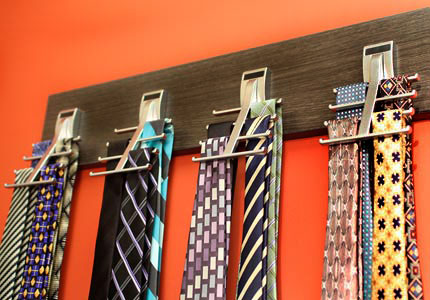 Closet Tie Amp Belt Racks Scarf Rack Sliding Racks