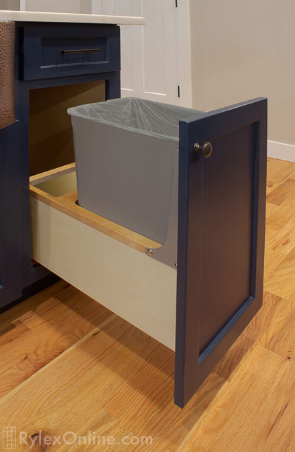 Under Counter Trash Pull Out Cabinet Orange County Ny