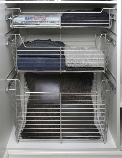 Laundry Room Organization Baskets