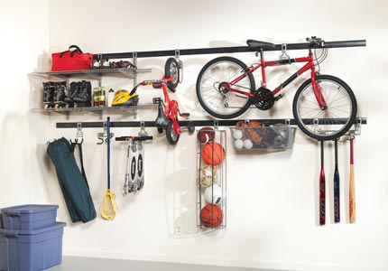 Storage For Sports Equipment ...