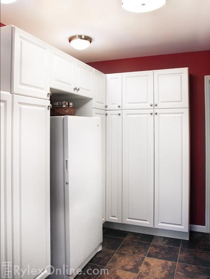 Pantry Cabinets Orange County Ny Rylex Custom Cabinetry Amp Closets