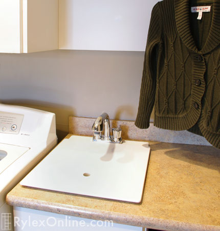 Laundry Sink Cover