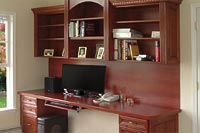 Solid Cherry Wood Home Office