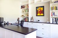 Classic Shaker Style Home Office
