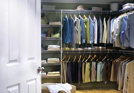 Wire Shelving Wood Shelving Closet Westchester County Ny